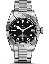 Mens Tudor Heritage Black Bay Steel 79730