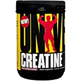 Universell Nutrition 100% Pure Flavored Creapure Creatine Monohydrate Powder, Fruit Punch, 500 Gram