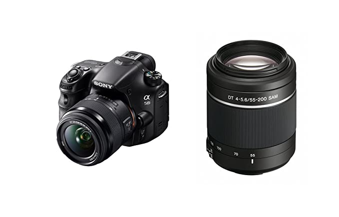 The 8 best sony a58 digital slt camera triple lens kit