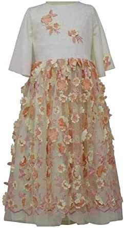 Special Occasion Layered Dress For Girls