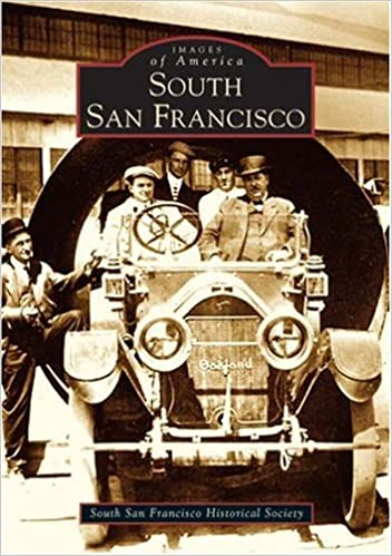 South San Francisco (CA) (Images of America) by South San Francisco Historical Society (2004-10-04)