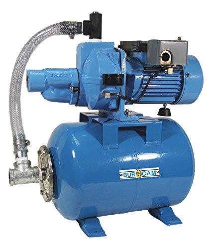 Bur Cam BurCam 503728 Convertible Cast Iron Jet Pump on M...