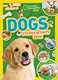 Best Book 4 Year Olds - National Geographic Kids Dogs Sticker Activity Book Review