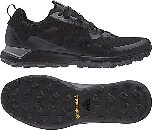 adidas outdoor Mens Terrex CMTK GTX Shoe (9 – Black/Black/Grey Three)