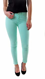 J Brand Mujer Mid-Rise Flaco Leg Jeans