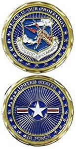 Strategic Air Command Challenge Coin from Eagle Crest