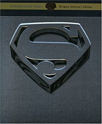 Superman Ultimate Collectors Edition (Region 1, ...