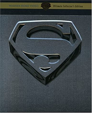 Superman Ultimate Collectors Edition Region 1, NTSC USA DVD ...
