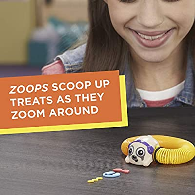 Hasbro Zoops Electronic Twisting Zooming Climbing Toy Disco Sloth Pet Toy for Kids 5 & Up: Toys & Games