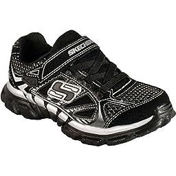 Skechers Boys\' Tough Trax Athletic Sneaker 12.5