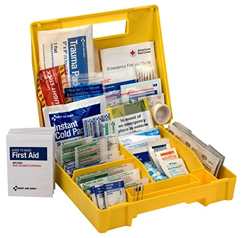First Aid Only 137Pcauto First Aid Kit Fao-340 First Aid Kits