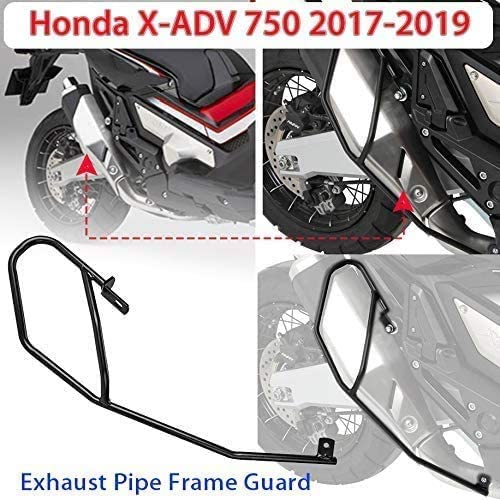 lower body anti-drop ball protection device for HONDA X-ADV 750 17-18 Powersports Frame Sliders