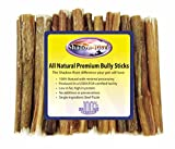 Cheap Shadow River 25 Pack 6 Inch Regular All Natural Premium Beef Bully Sticks For Dogs