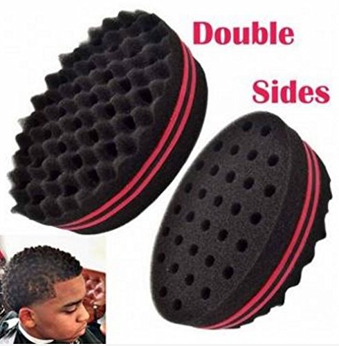 Magic Twist Hair Curl Sponge Brush Coil Wave - Male Hair Brush