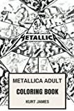 Metallica Adult Coloring Book: Thrash Me...