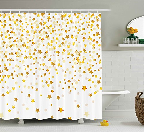 star shower curtain - 9