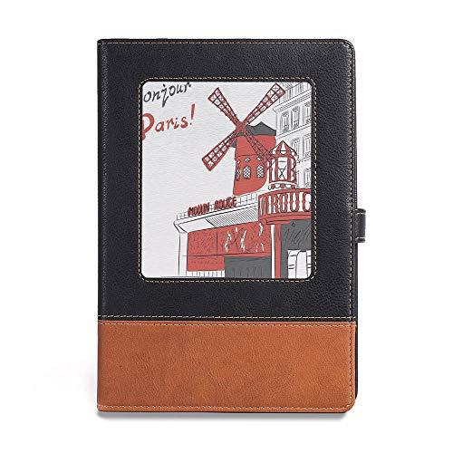 Planner NoteBook,Paris,A5(6.1