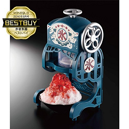 DOSHISHA Electric Authentic Fluffy Shaved Ice Machine KCSP-1851【Japan Domestic Genuine Products】【Ships from Japan】 by DOSHISHA (Image #1)