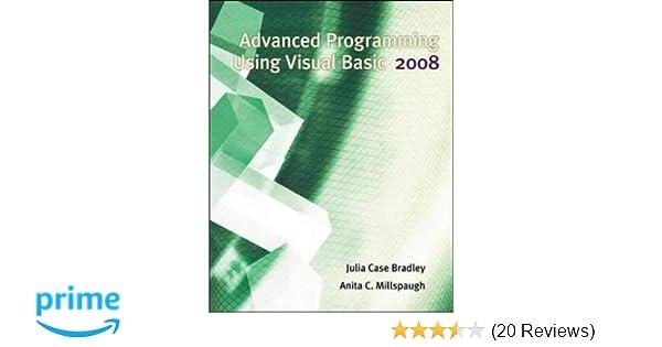 PDF Advanced Programming Using Visual Basic 2008
