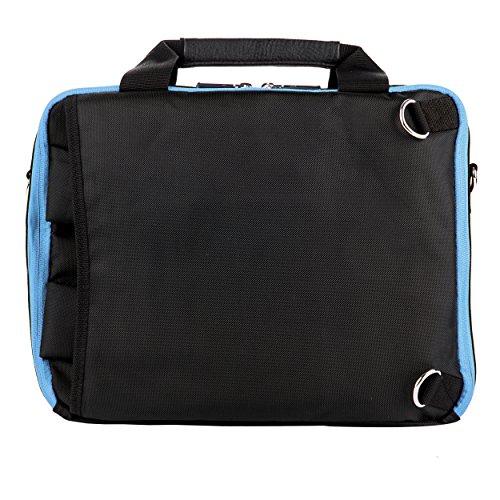 Memphis Padded Hybrid Bag For Asus 11.6'' - 14'' Laptop Tablet 2in1 PCs (TransMemphis Padded Hybrid Bagmer,ROG by Vangoddy (Image #2)