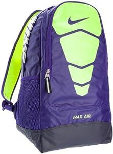 nike vapor air max backpack purple