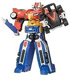 power rangers rpm megazord toys - Power Ranger RPM Deluxe Formula Megazord High Octane Megazord