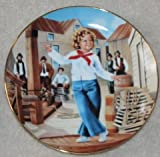 CAPTAIN JANUARY from the SHIRLEY TEMPLE PLATE COLLECTION by The Danbury Mint