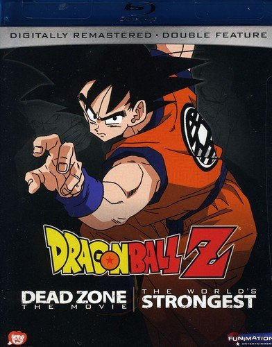 (Dragon Ball Z : Dead Zone The Movie/ The World's Strongest [Digitally Remastered Double Feature] [Blu-ray])