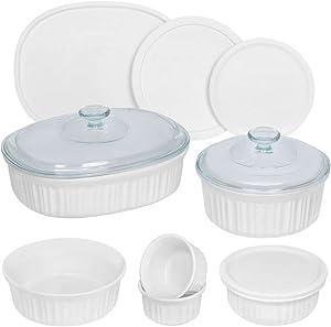 CorningWare 12 piece Ceramic Bakeware Set