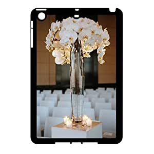 The beautiful vase DIY Cover Case with Hard Shell Protection for Ipad Mini Case lxa#480571