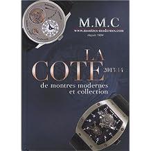 La Cote de montres modernes de collection