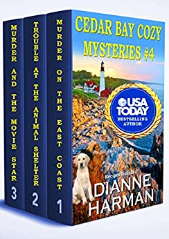 Cedar Bay Cozy Mysteries #4 by [Harman, Dianne]