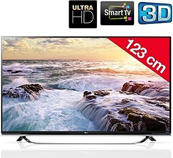 49uf850 V – 3d – Televisor LED 3d Smart TV Ultra HD + Cable HDMI F3Y021BF2 M – 2 m: Amazon.es: Electrónica