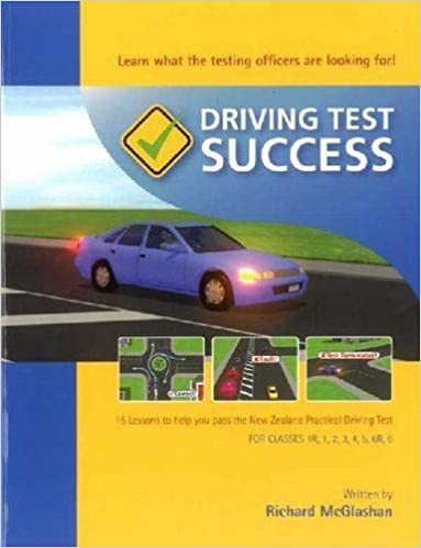 Driving Test Success: 15 Lessons to Help You Pass the New
