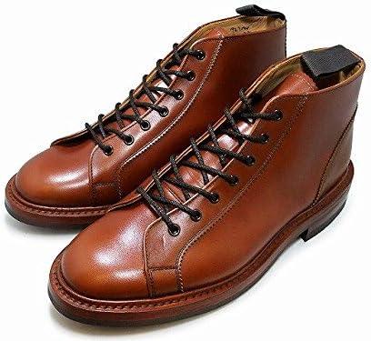 [トリッカーズ] モンキーブーツ 靴 m6077 マロン