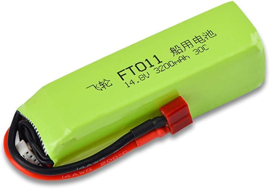 Bateria Lipo 14.8 3200mah 4S 30C T Plug