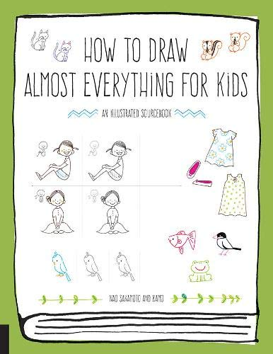 To How Illustration Draw (How to Draw Almost Everything for Kids)