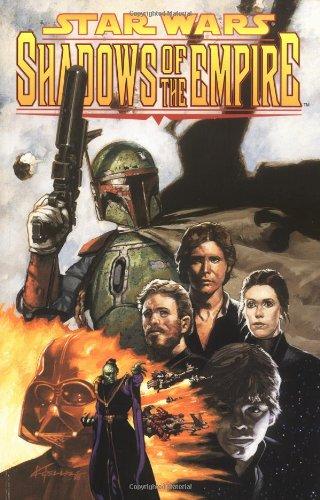 Star Wars: Shadows Of The Empire (Star Wars (Dark Horse)) by Dark Horse Comics
