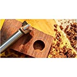 28mm Hinge Hole Saw Reamer Woodworking Tool Hole