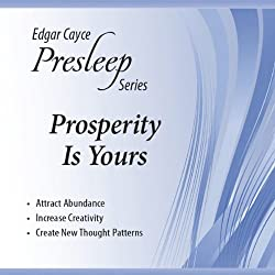 Prosperity Is Yours