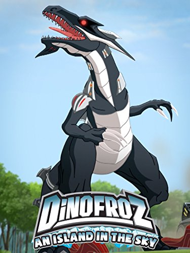 Dinofroz: An Island in the -