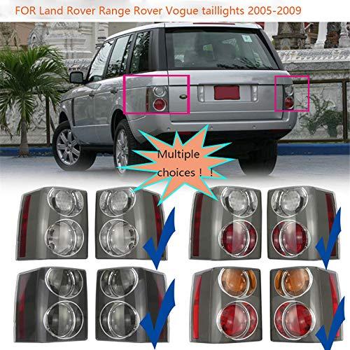 PORBAO Car rear tail light for Vogue Taillight 2010-2013 models Rear turn signal Rear brake light 1 Pair