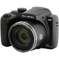 BELL+HOWELL  B35HDZ 20.0MP Superzoom Bridge Digital Camera with HD Video & 35X Wide-Angle Optical Zoom