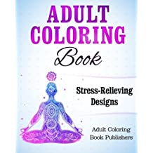 adult coloring book stress relieving designs volume 1 - Coloring Book Publishers