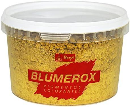 Pigmento amarillo BLUMEROX
