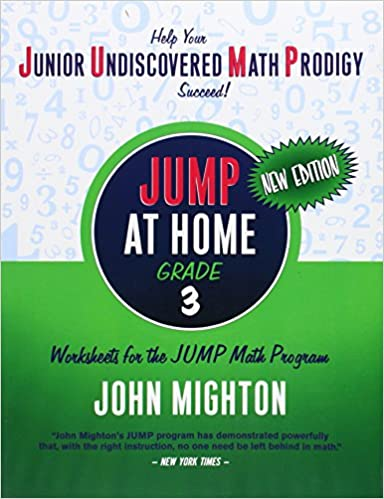 Math Worksheets free printable math worksheets 5th grade : Amazon.com: JUMP at Home Grade 3: Worksheets for the JUMP Math ...