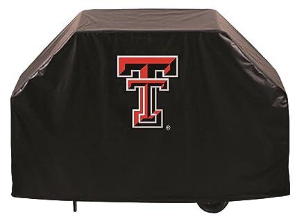 Amazon Com Holland Bar Stool Texas Tech Red Raiders Grill Cover