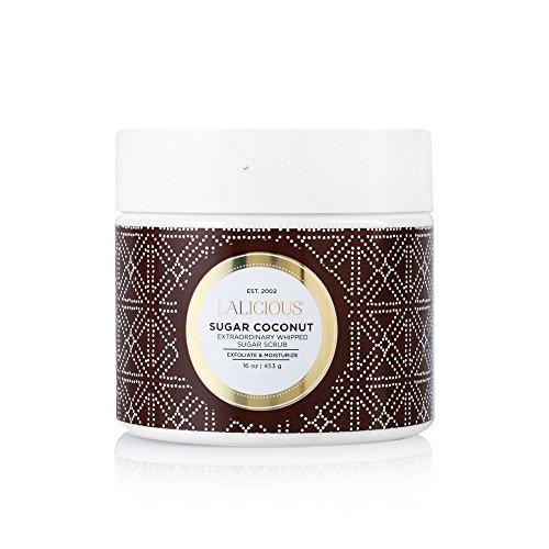 LaLicious Sugar Coconut Scrub 16 product image