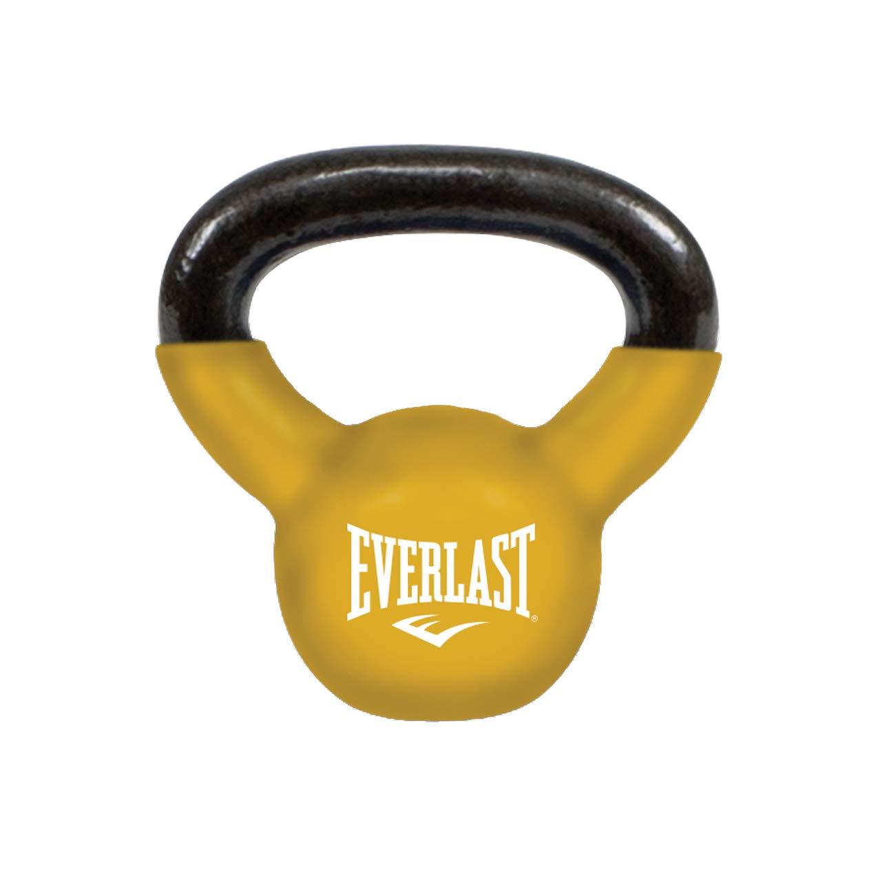 Everlast P00001793 25 lb Vinyl Dipped Kettlebell
