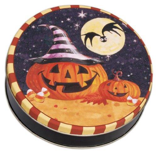 Scott's Cakes Mini Empty Happy Halloween (A Safe Halloween Is A Happy Halloween)